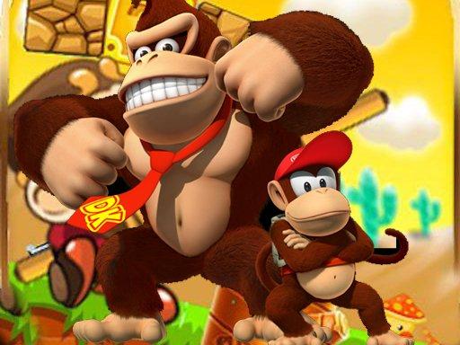 Jogo Kong Hero Super Kong Jump 2020