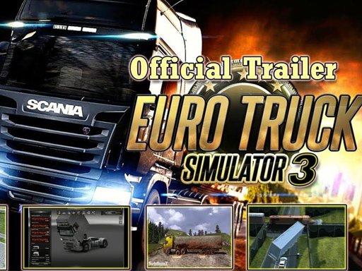 Jogo Euro Truck Drive