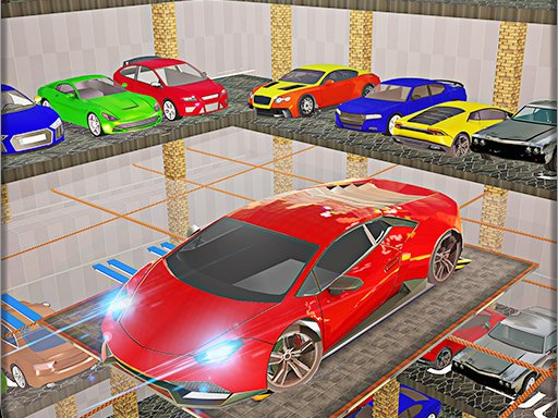 Jogo Real Car Parking Mania 2020