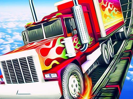 Jogo Truck Simulator Parking 3D