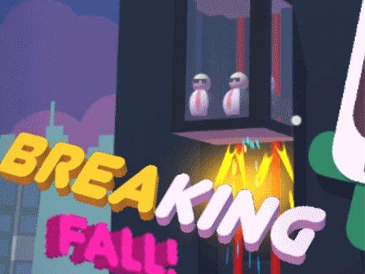 Jogo Breaking Fall Jigsaw