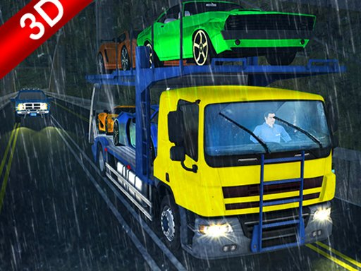 Jogo Car Transporter Truck Simulator