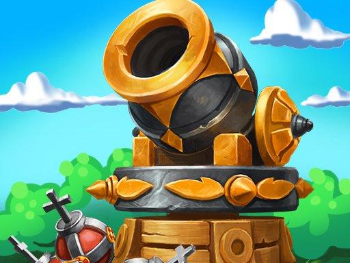 Jogo Tower Defense King