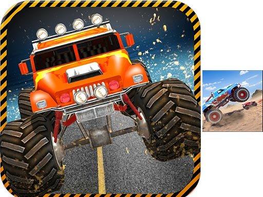 Jogo Monster Truck Racing Legends