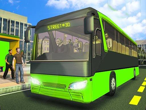 Jogo Super Bus Arena: Modern Bus Coach Simulator 2020
