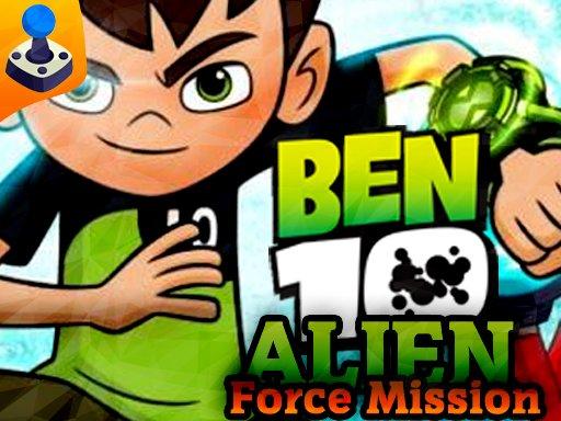Jogo Ben 10 Alien Force