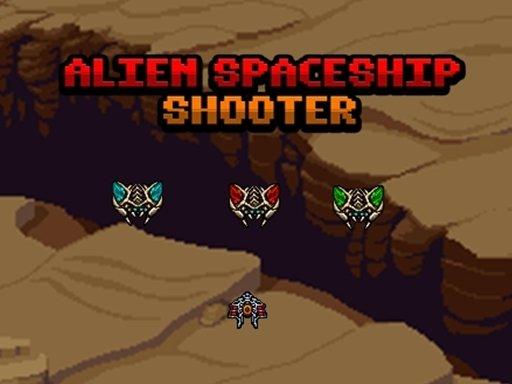 Jogo Alien Spaceship Shooter