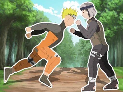 Jogo Ultimate Ninja Naruto Runner