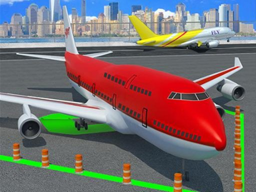 Jogo Airplane Parking Mania