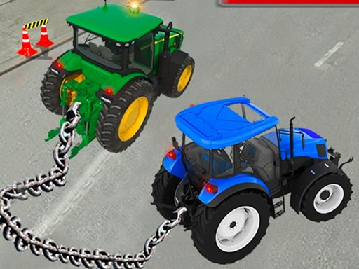 Jogo Chained Tractor Towing Simulator