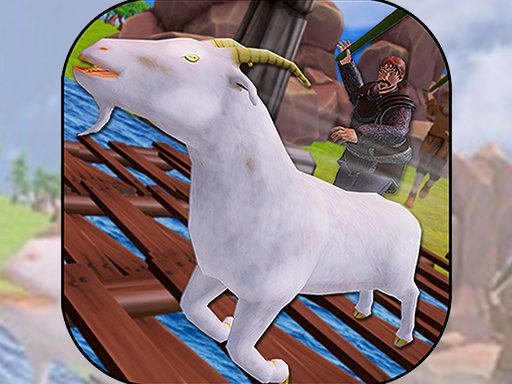 Jogo Angry Goat Rampage Craze Simulator