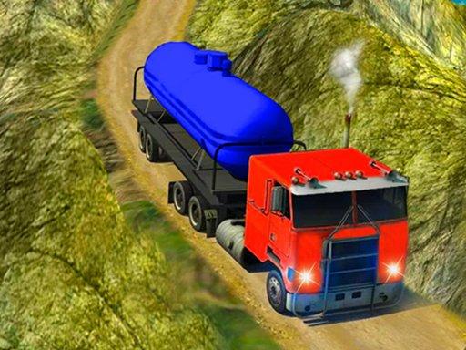 Jogo Indian Cargo Truck Simulators