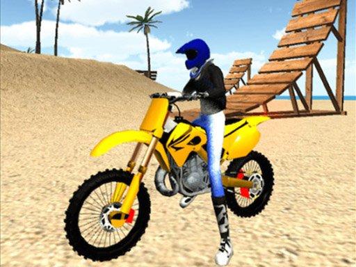 Jogo Beach Bike Stunt
