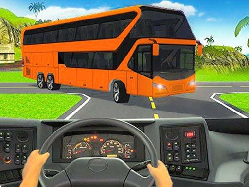 Jogo Heavy Coach Bus Simulation