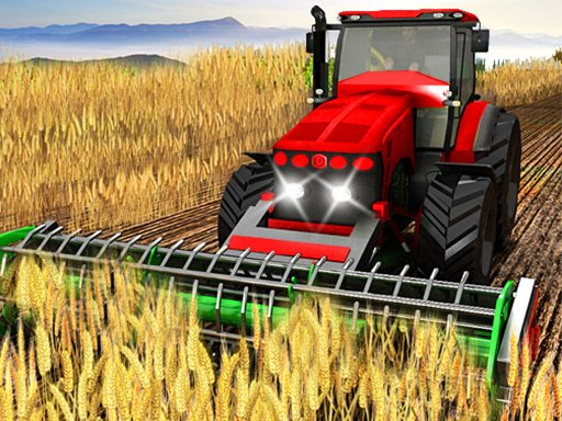 Jogo Tractor Farming Simulator