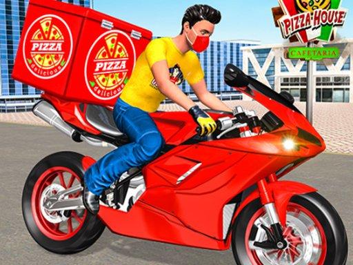 Jogo Moto Pizza Delivery