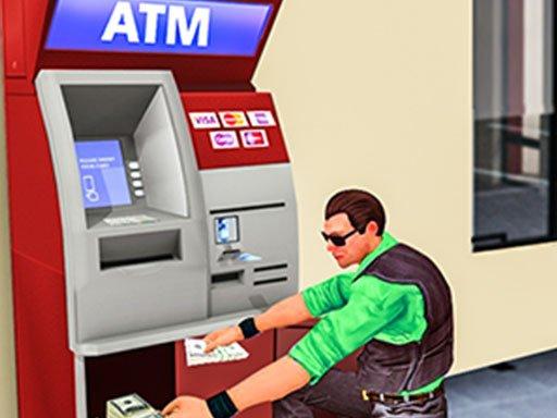 Jogo ATM Cash Deposit