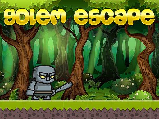 Jogo Golem Escape