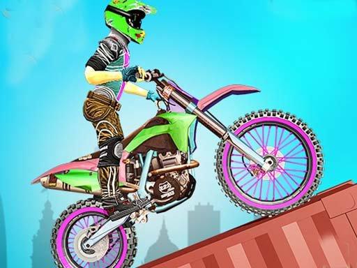 Jogo Bike Stunt Racing 3D