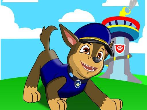 Jogo Super Paw Puppy Patrol Adventure Runner