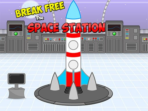 Jogo Break Free Space Station
