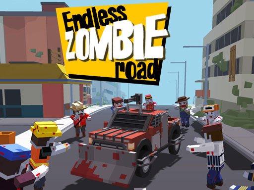 Jogo Endless Zombie Road