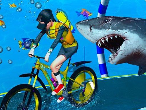 Jogo Underwater Bicycle Racing