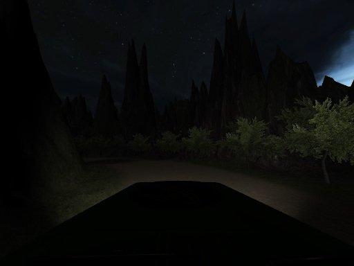 Jogo Horror Jungle Drive