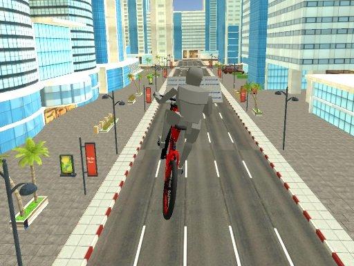 Jogo Bicycle Rider
