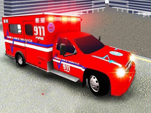 Jogo Ambulance Simulator