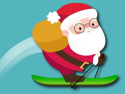 Jogo Avalanche – Santa Ski Xmas