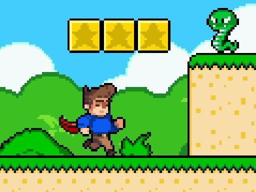 Jogo Super Steve World