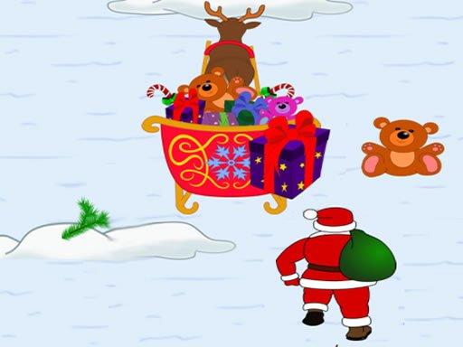 Jogo Run Santa Run