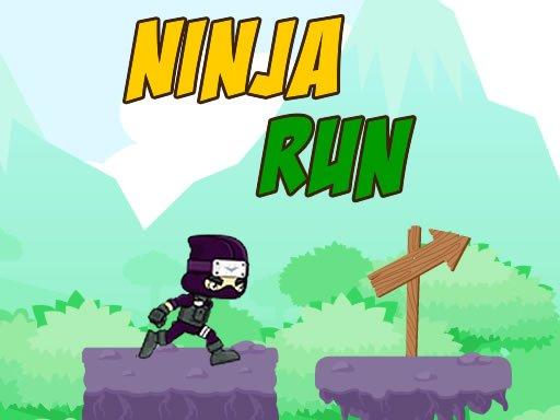 Jogo Ninja Run
