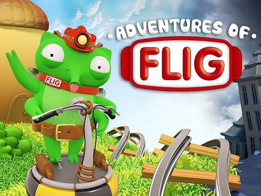Jogo Adventures of Flig