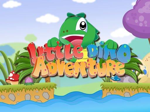 Jogo Little Dino Adventure