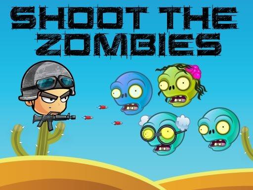 Jogo Shooting the Zombies