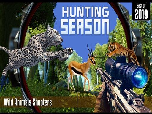 Jogo Hunting Season