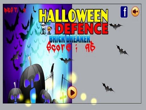 Jogo Halloween Defence2