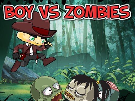Jogo Boy vs Zombies