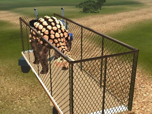 Jogo Dino Transport Simulator