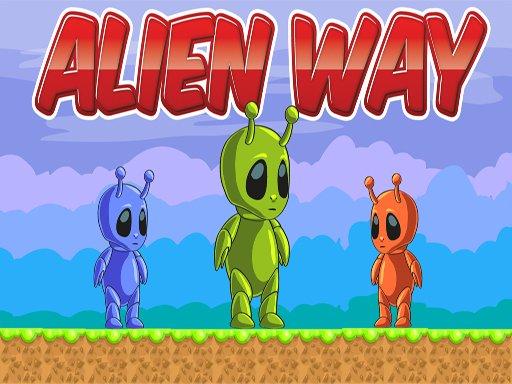 Jogo Alien Way