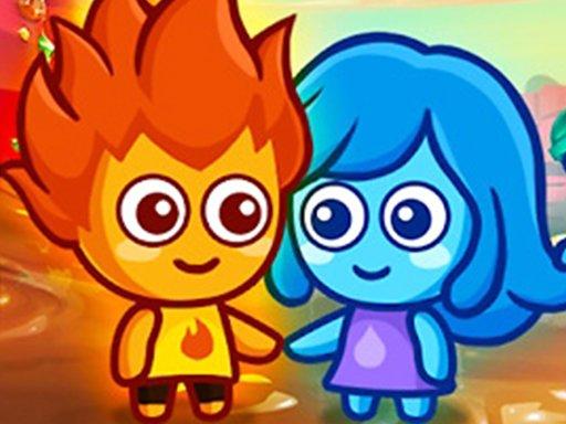 Jogo Lava Boy And Blue Girl
