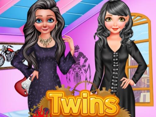 Jogo Twins Punk Fashion