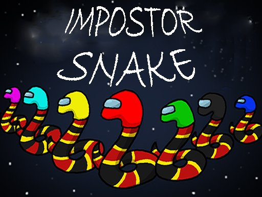 Jogo Impostor Snake IO