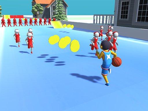 Jogo Basket Ball Runner