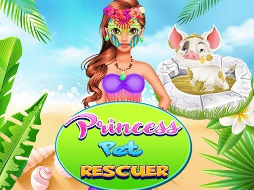 Jogo Princess Pet Rescuer