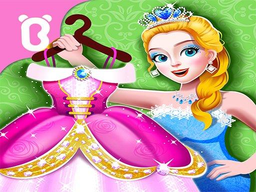 Jogo Fairy Princess Dress Up for Girls