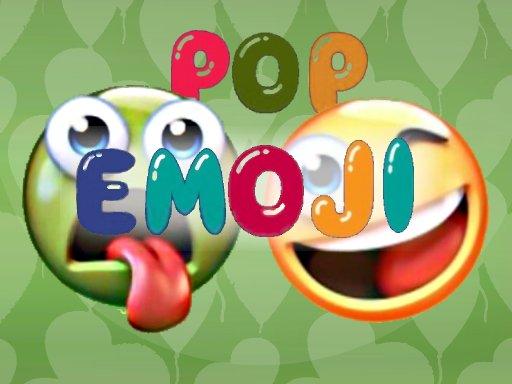 Jogo Pop Emoji – Baby Balloon Popping
