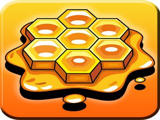 Jogo Honey Hexa Puzzle